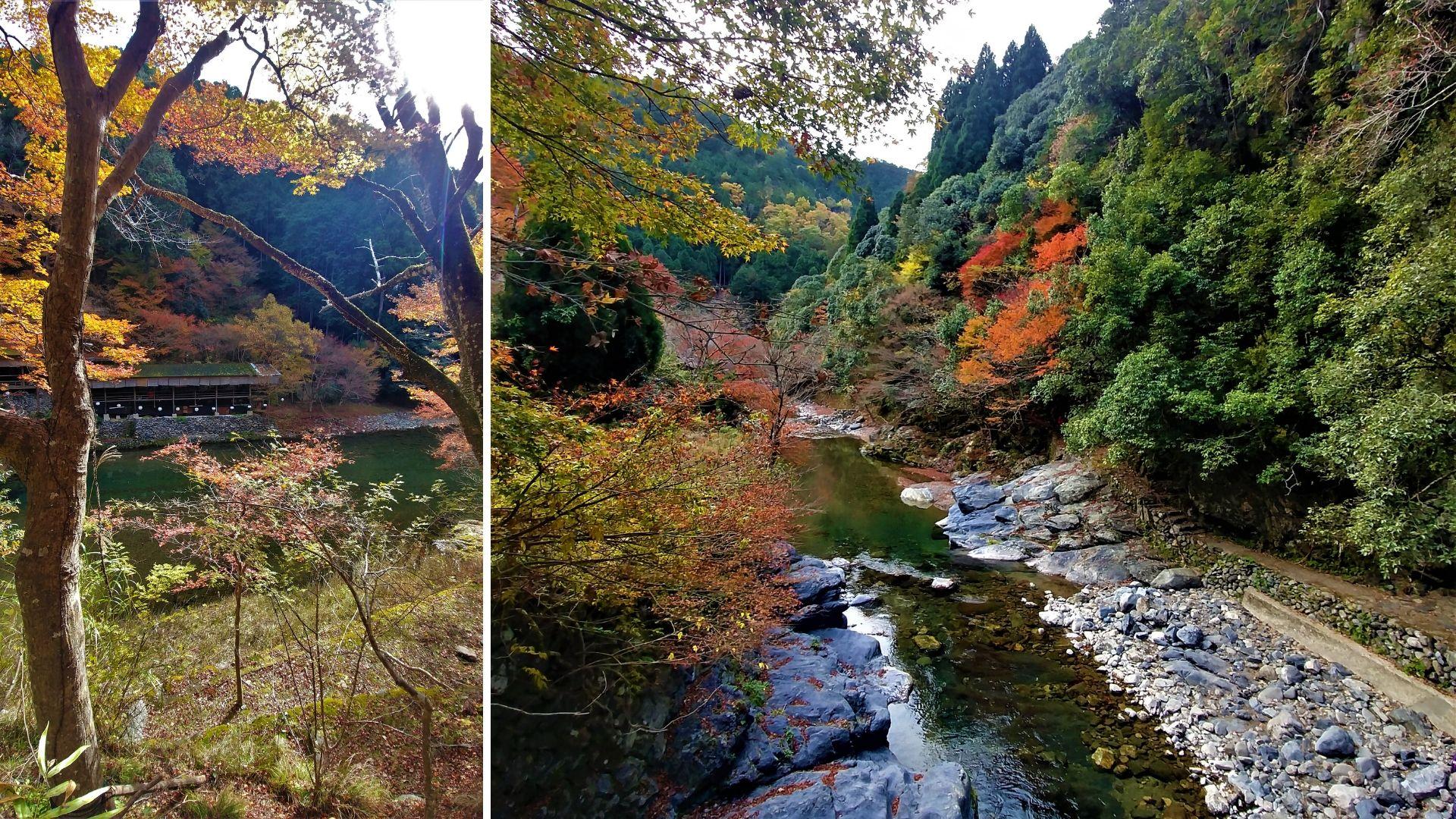 kyoto togano takao randonnee blog voyage japon arpenter le chemin