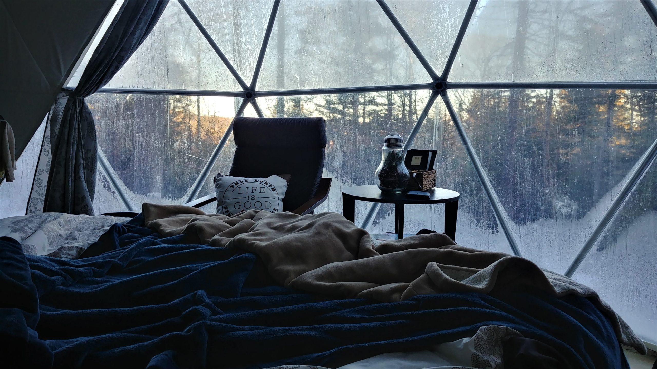 Ridgeback Lodge infos pratiques tourisme nouveau-brunswick blogvoyage canada arpenter le chemin