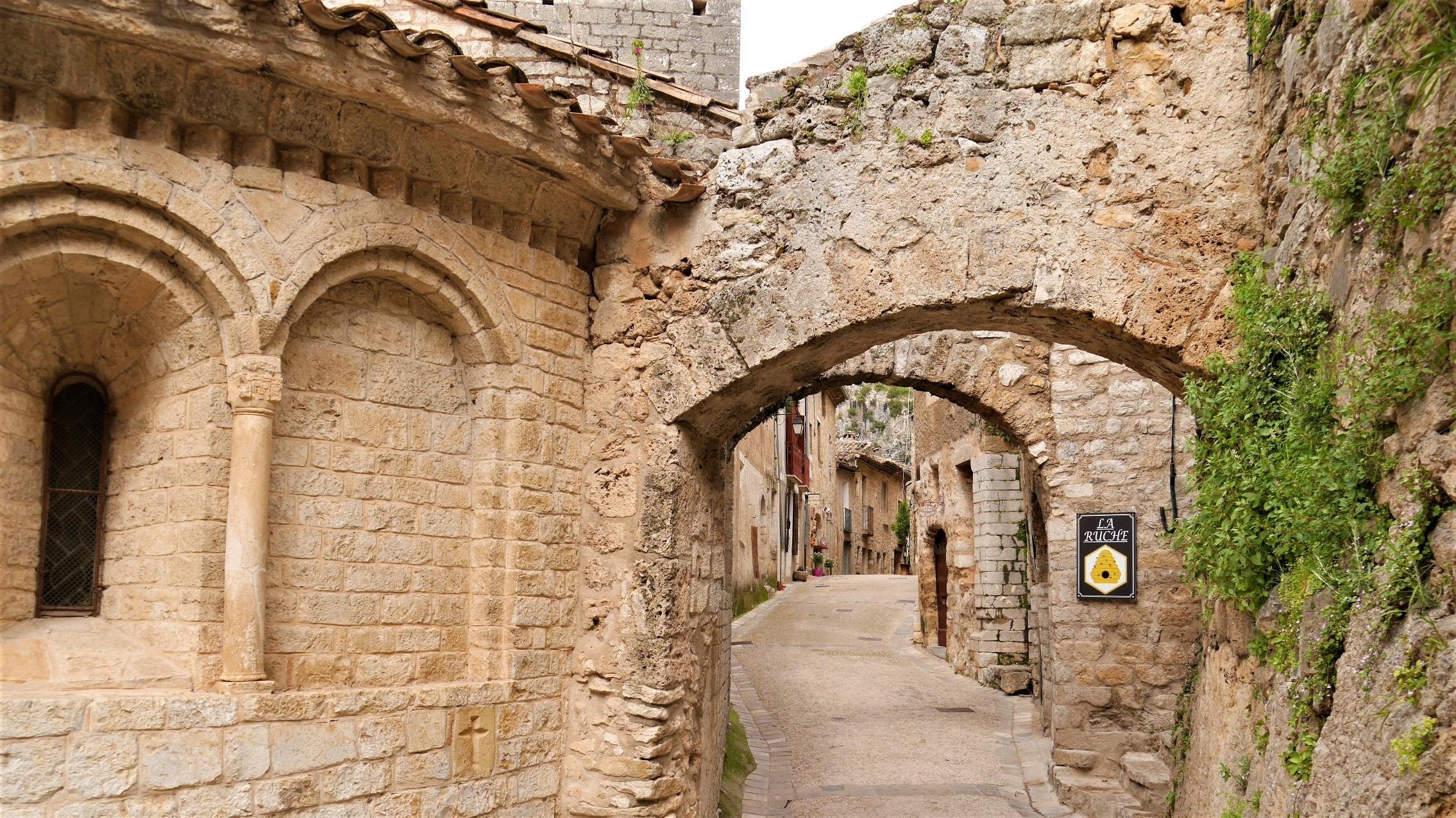 Saint Guilhem Desert Herault visiter blog voyage france