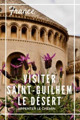 Saint-Guilhem le désert escapade