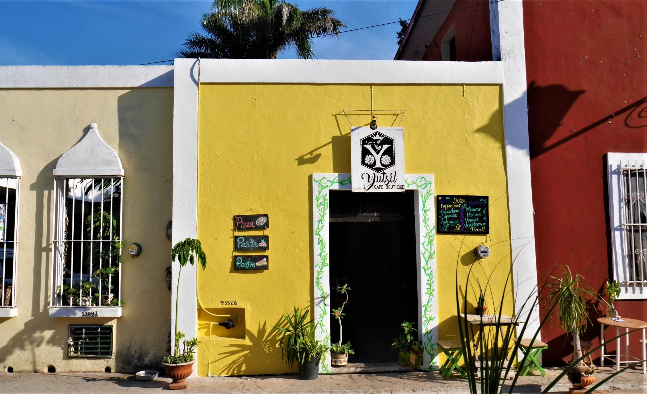 Valladolid calle 39 que faire souvenirs blog voyage yucatan mexique arpenter le chemin