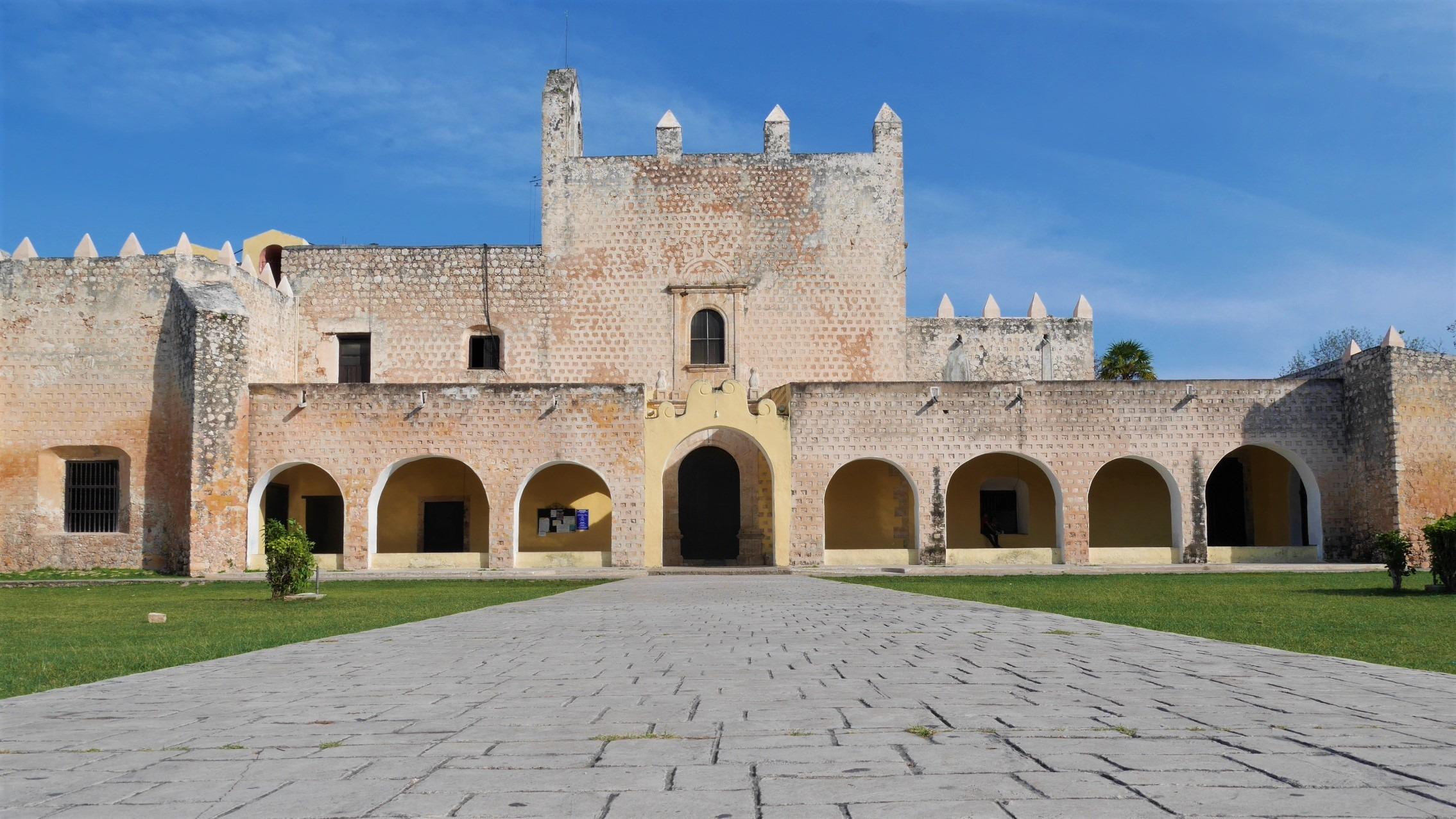 Valladolid convente san bernardino que voir blog voyage mexique arpenter le chemin