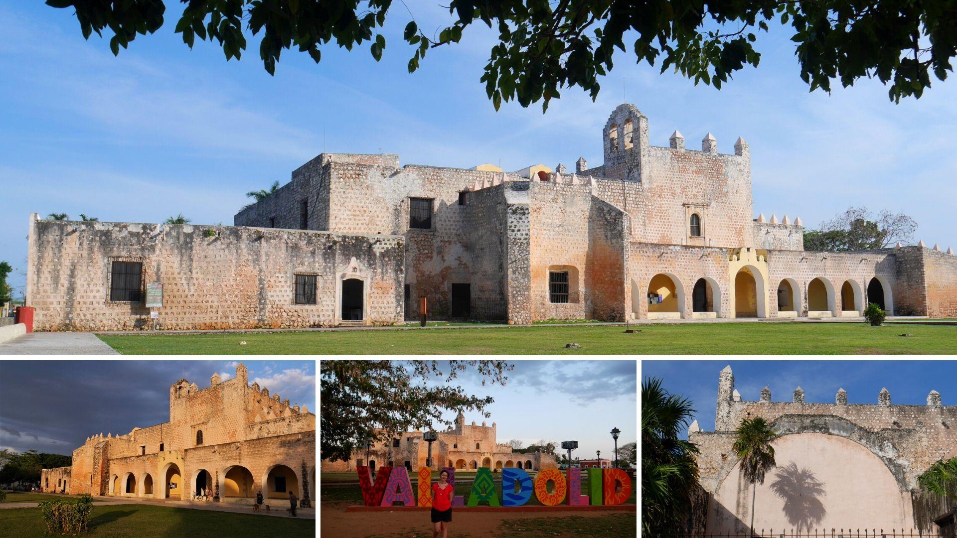 convente san bernardino calle 39 blog voyage mexique arpenter le chemin