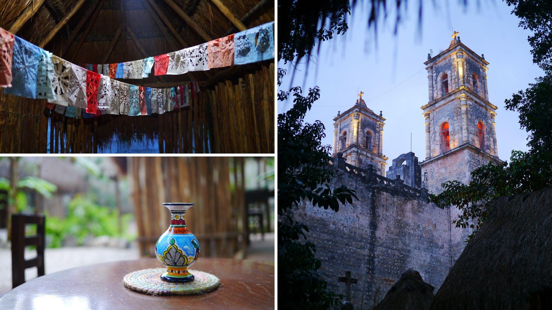 valladolid ou manger el atrio del mayab blog voyage mexique arpenter le chemin