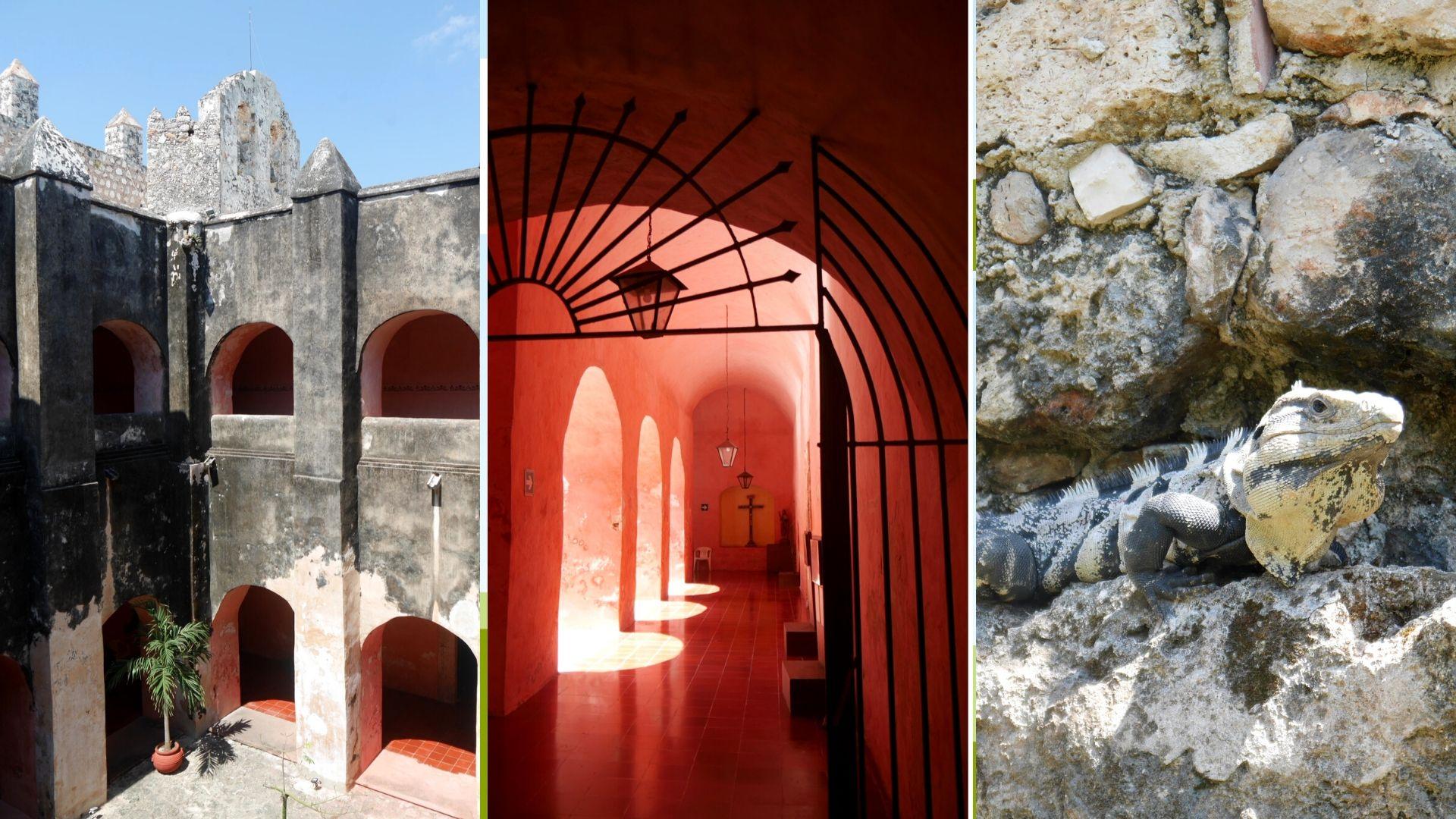 valladolid visiter le convente san bernardino calle 39 blog voyage mexique arpenter le chemin
