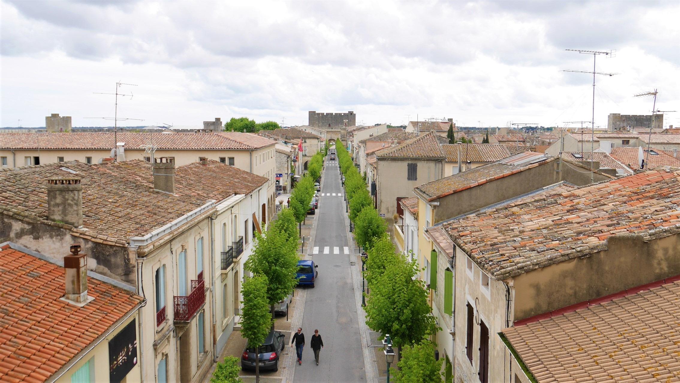 Aigues-Mortes infos pratiques que voir blog voyage Camargue Provence