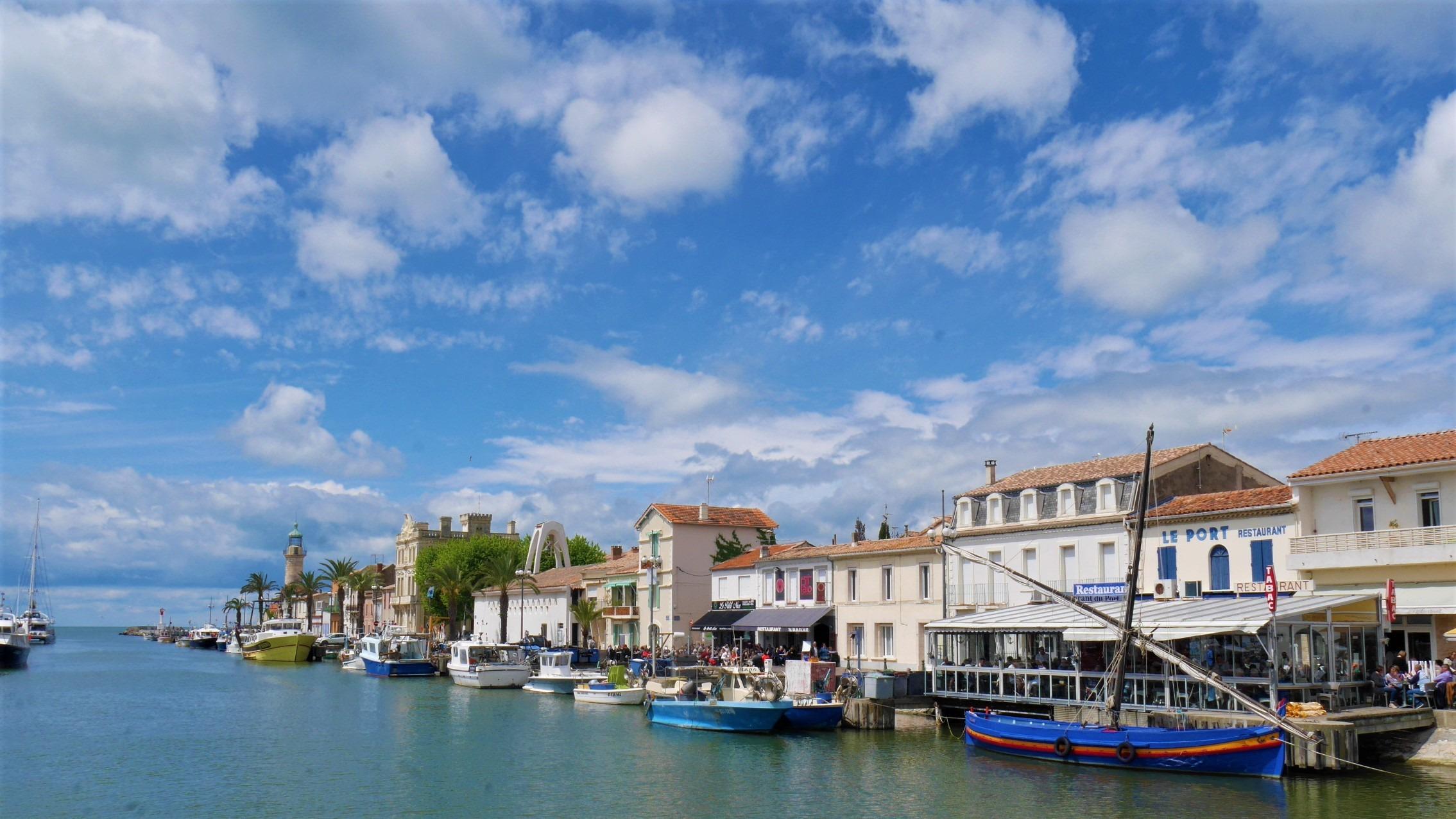 Camargue visiter Grau-du-roi blog voyage arpenter le chemin