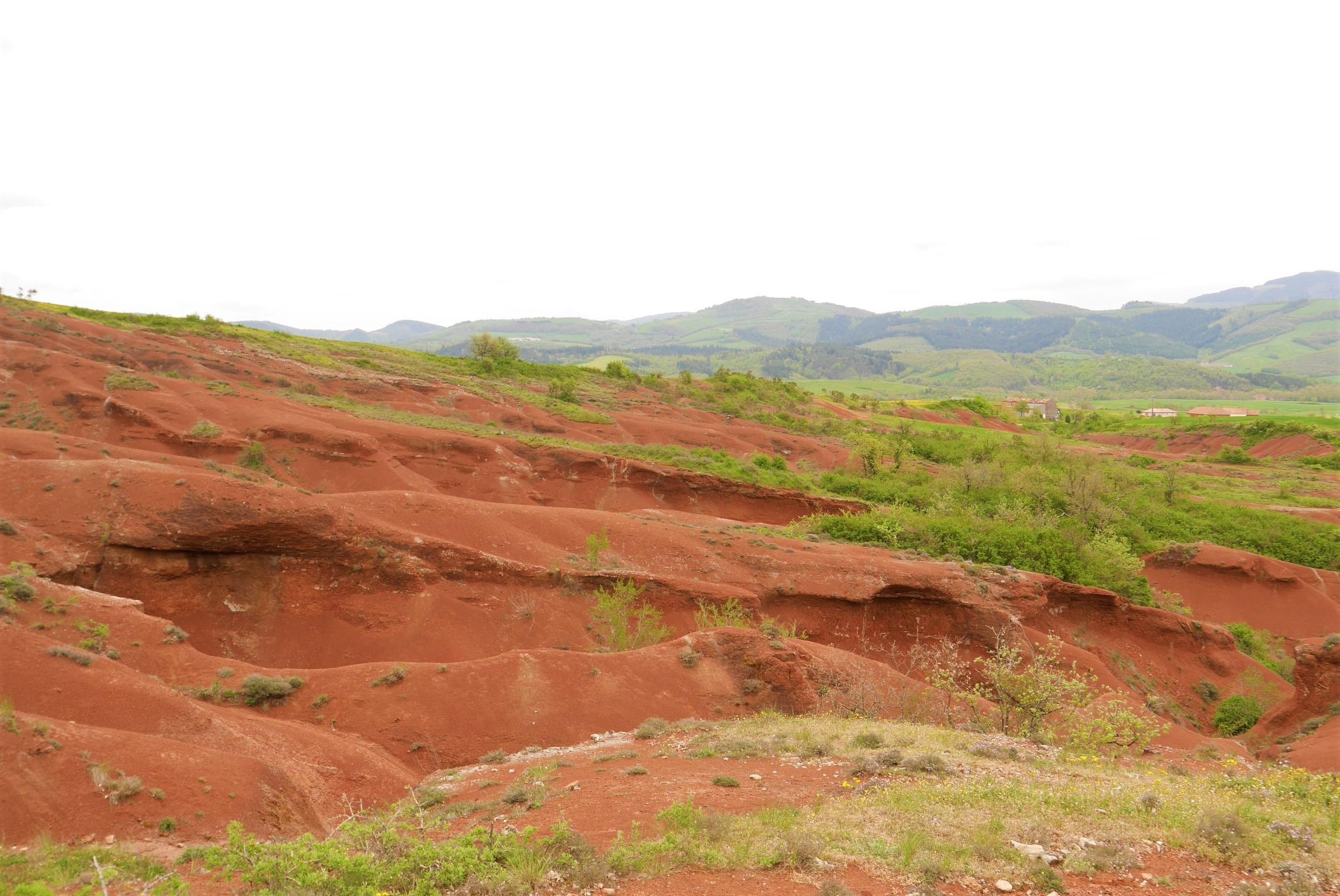 Aveyron insolite Rougier de Camares que voir blog voyage france arpenter le chemin