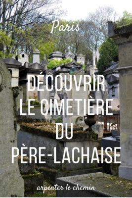 Découvrir le cimetière du Père-Lachaise - Paris gothique