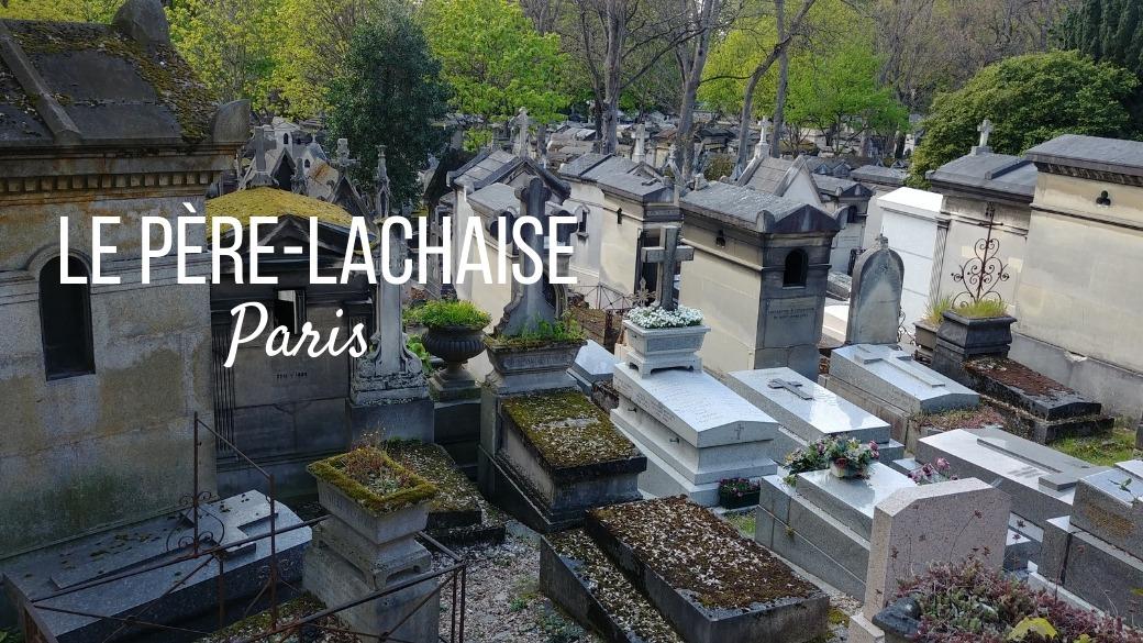 Père-Lachaise sortie Paris