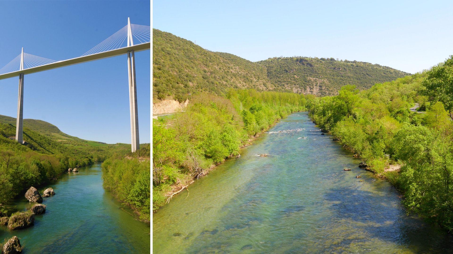 viaduc millau aveyron occitanie escapade