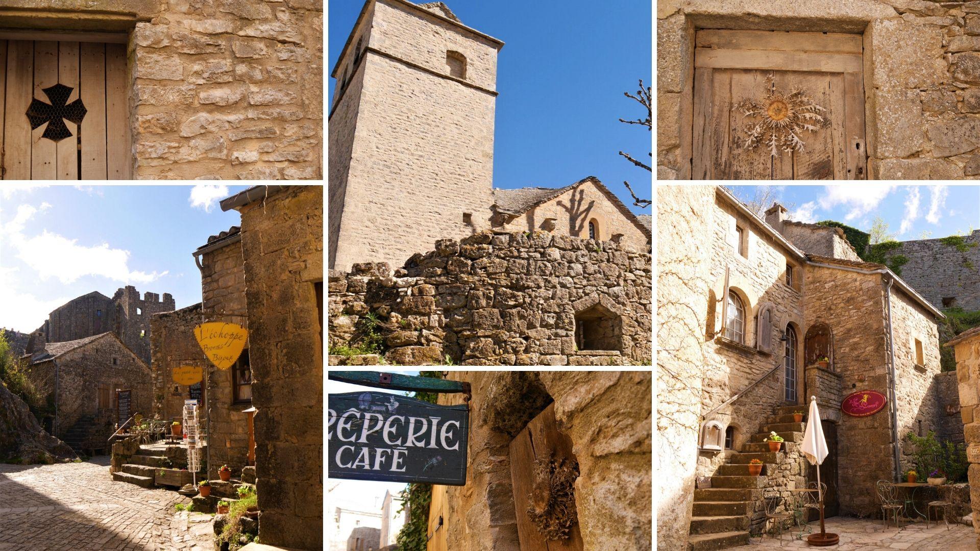 visiter la couvertoirade hérault occitanie escapade