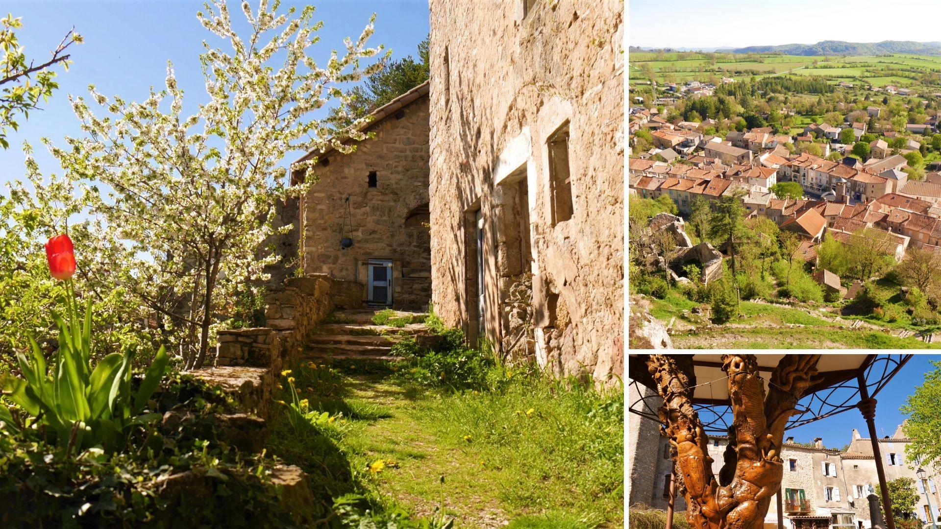 visiter le caylar hérault occitanie escapade
