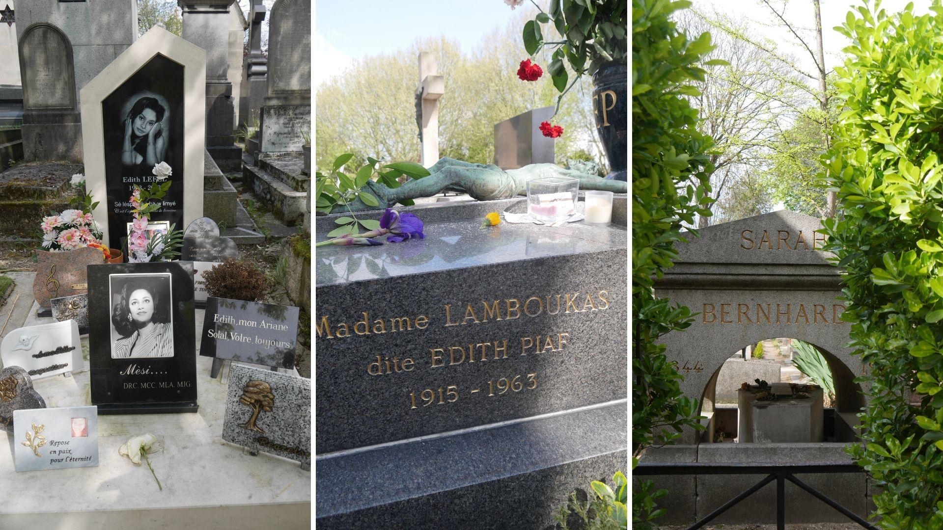 visiter père-lachaise edith piaf visite matrimoine féminisme paris