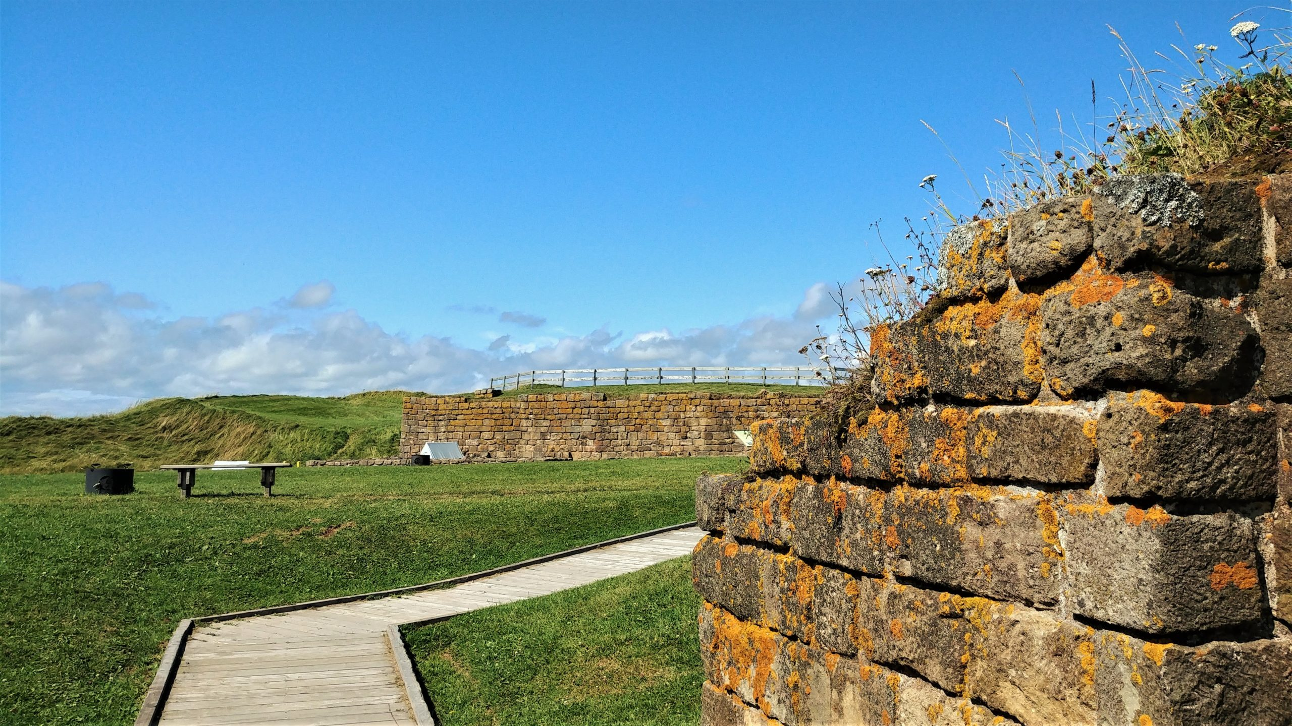 Fort Beauséjour Nouveau-Brunswick Canada