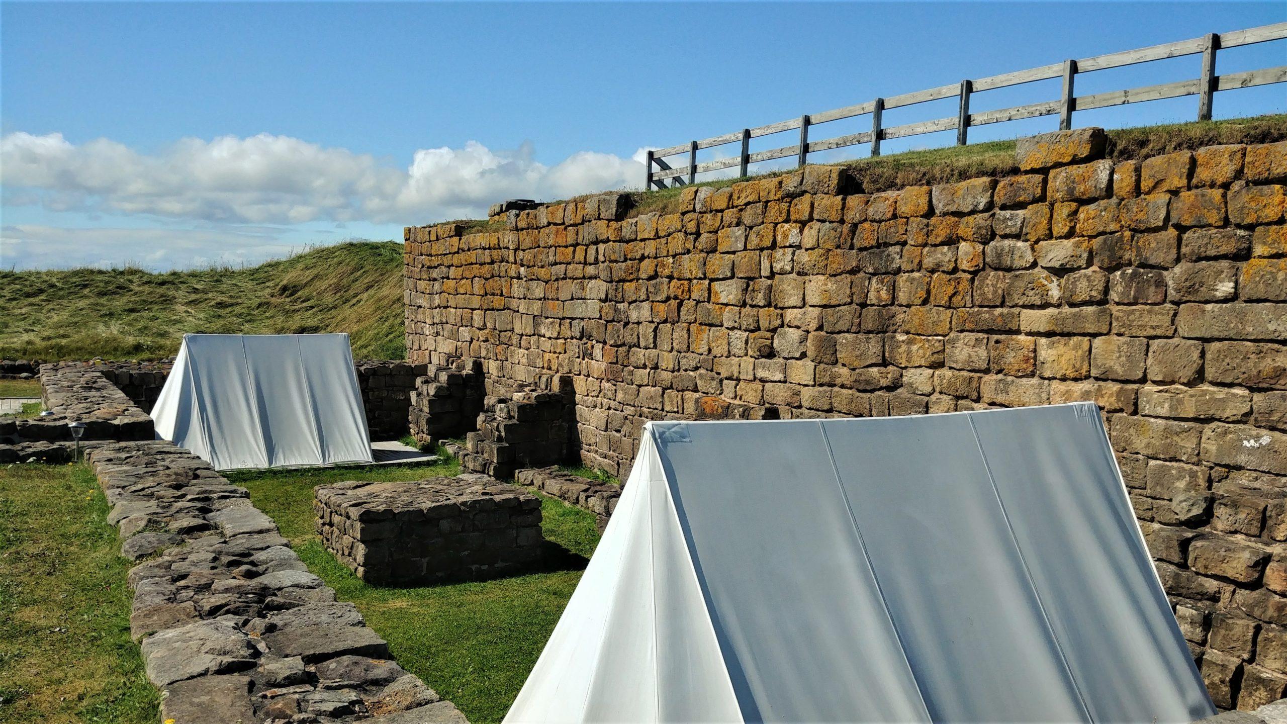 Fort Beauséjour dormir glamping Nouveau-Brunswick blog voyage canada arpenter le chemin