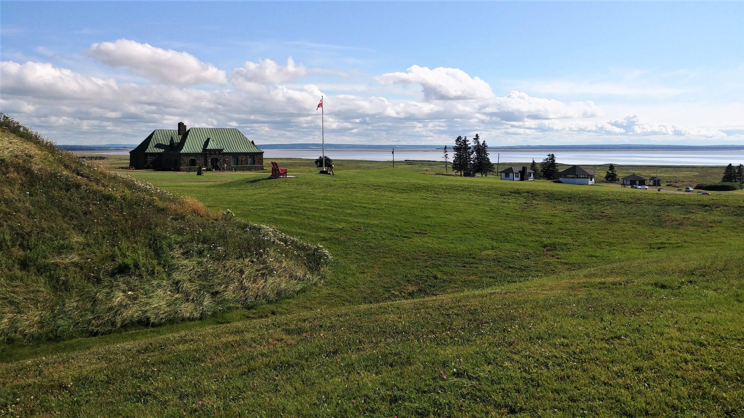 Fort beauséjour infos pratiques road-trip Nouveau-Brunswick blog voyage Canada