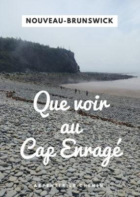 Que voir au Cap Enragé, Nouveau-Brunswick, Canada __ Arpenter le chemin, blog de voyage