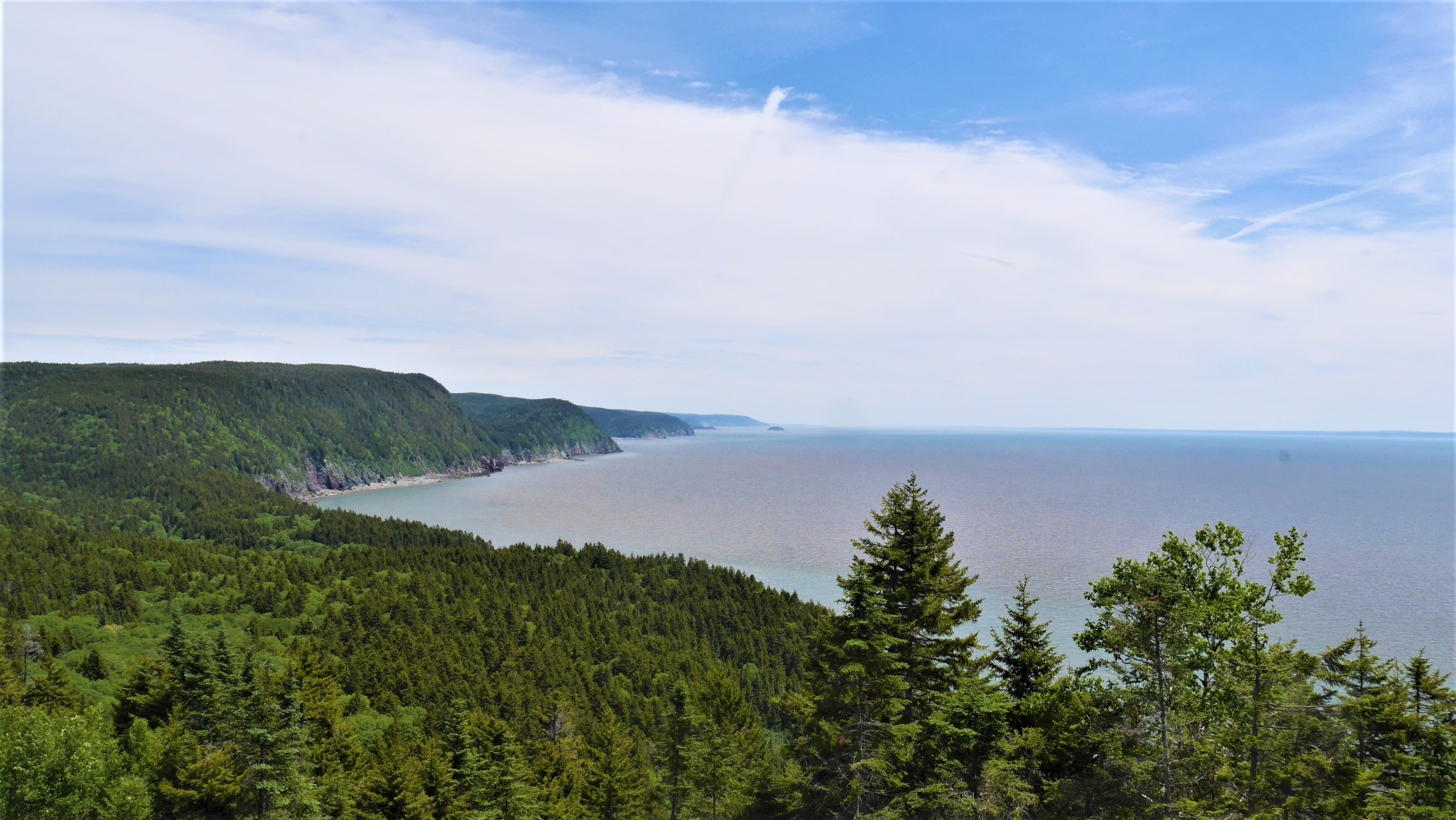 St Martins NB Fundy Trail Pakway infos visite