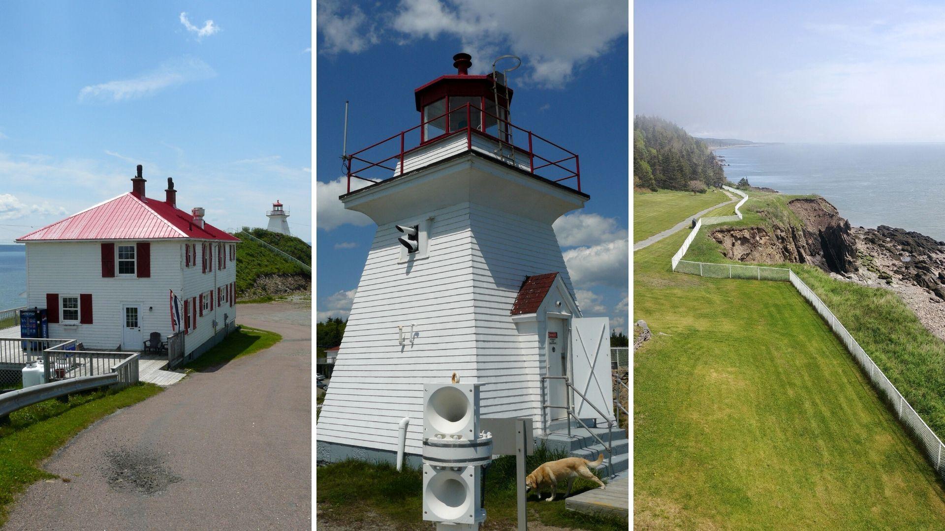 Visiter le Cap Enragé Nouveau-Brunswick Canada