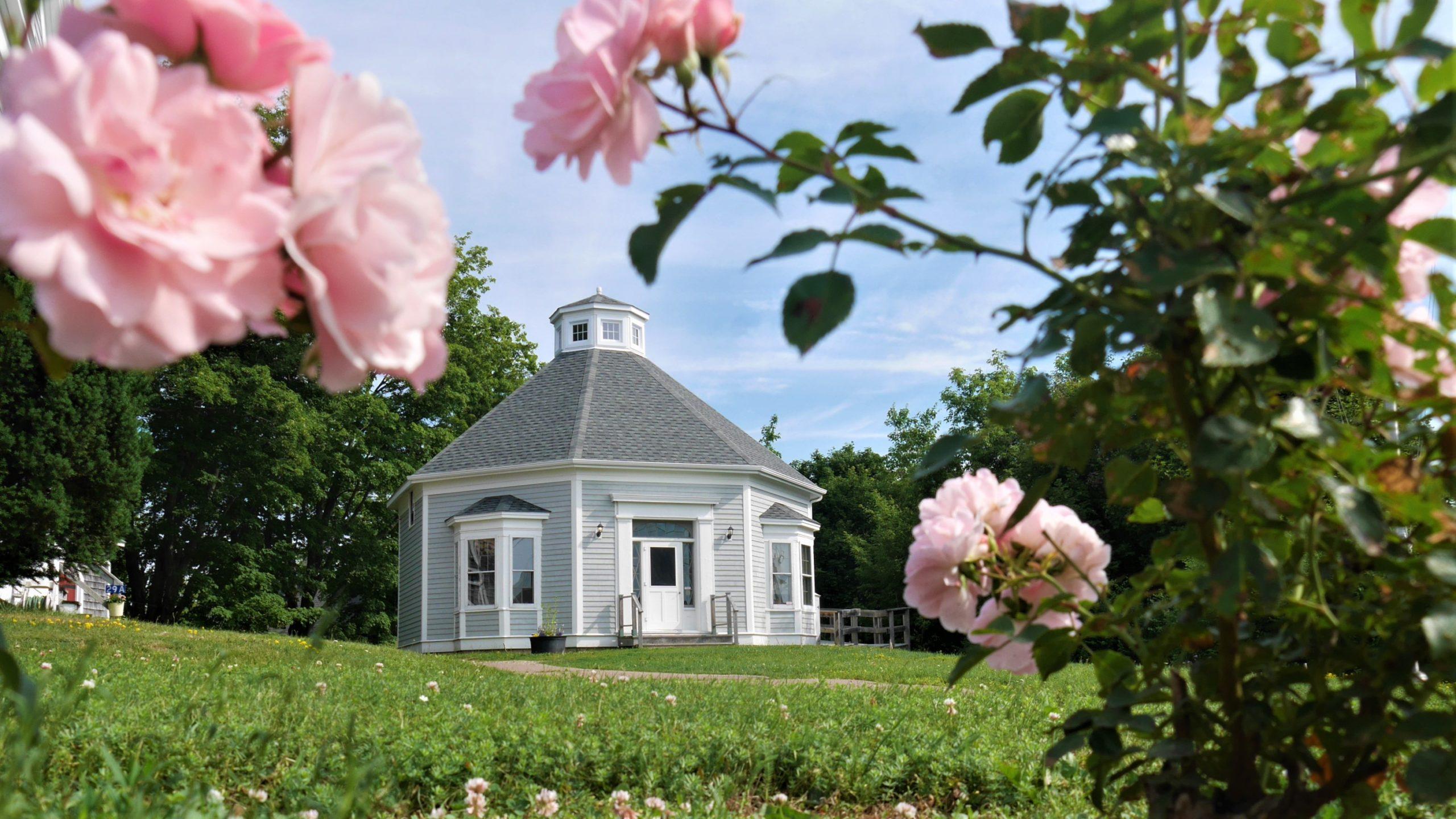 Sackville maison octogonale Boultenhouse infos pratiques Nouveau-Brunswick blog voyage canada