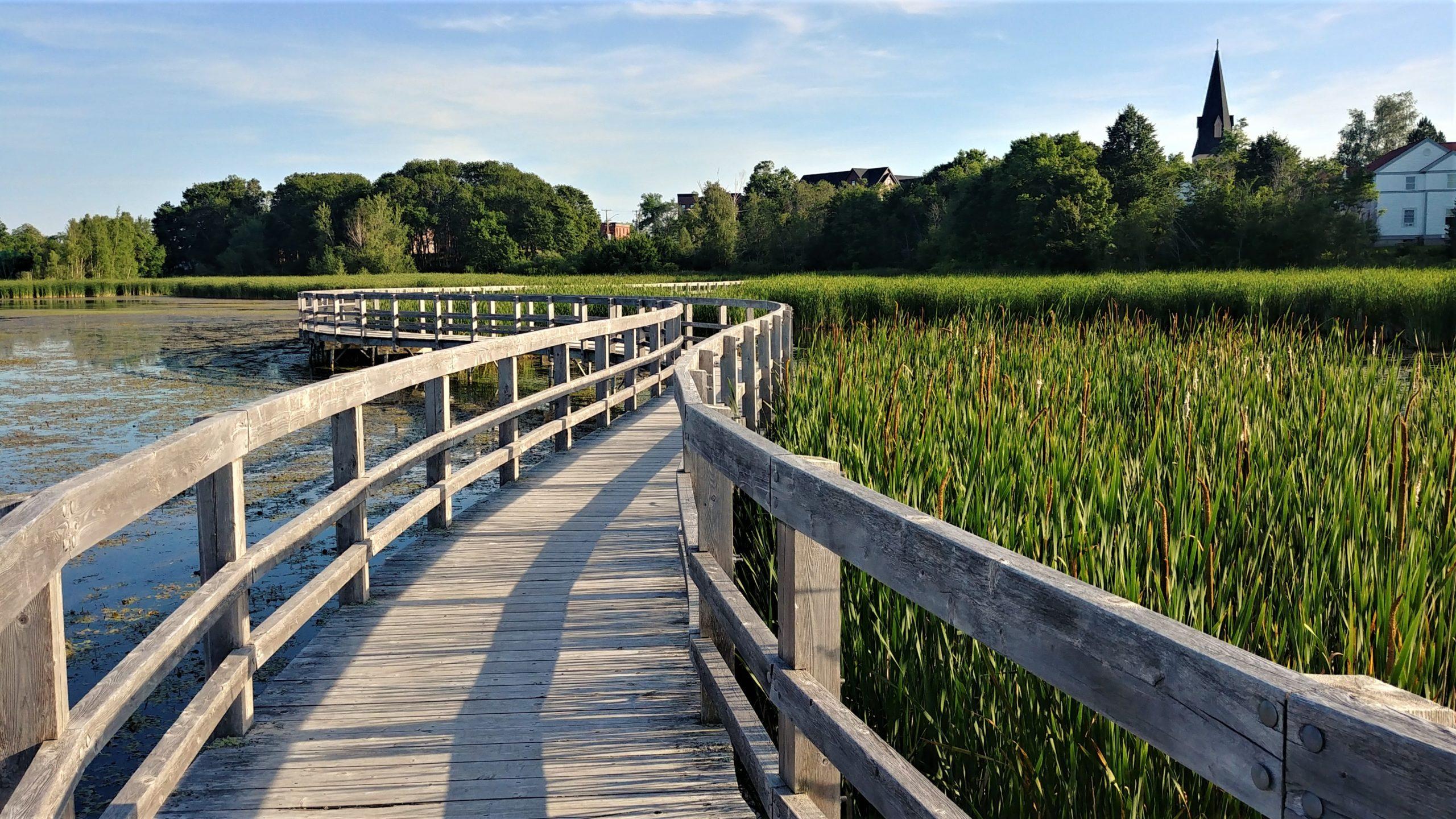 Sackville parc de la Sauvagine infos pratiques blog voyage Nouveau-Brunswick Canada