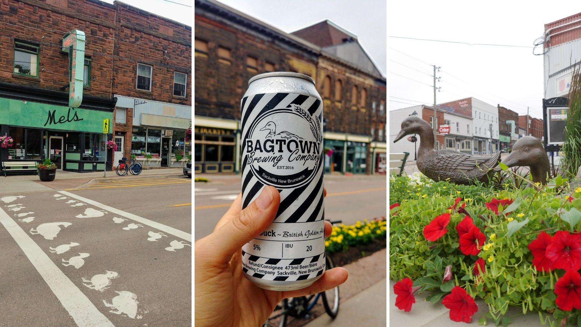 Sackville que voir Nouveau-Brunswick (3)