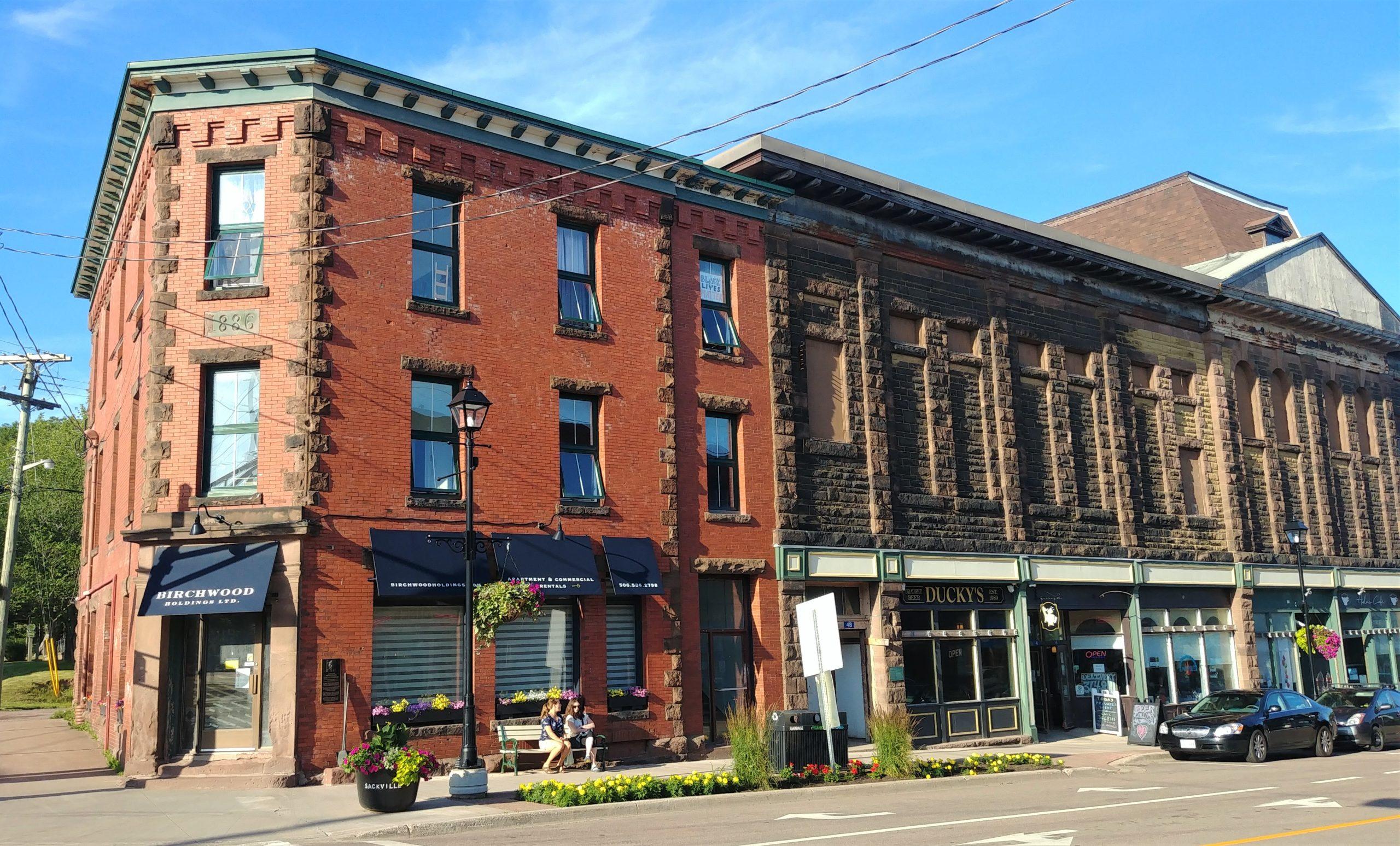 Sackville tourisme que voir Nouveau-Brunswick blog voyage Canada