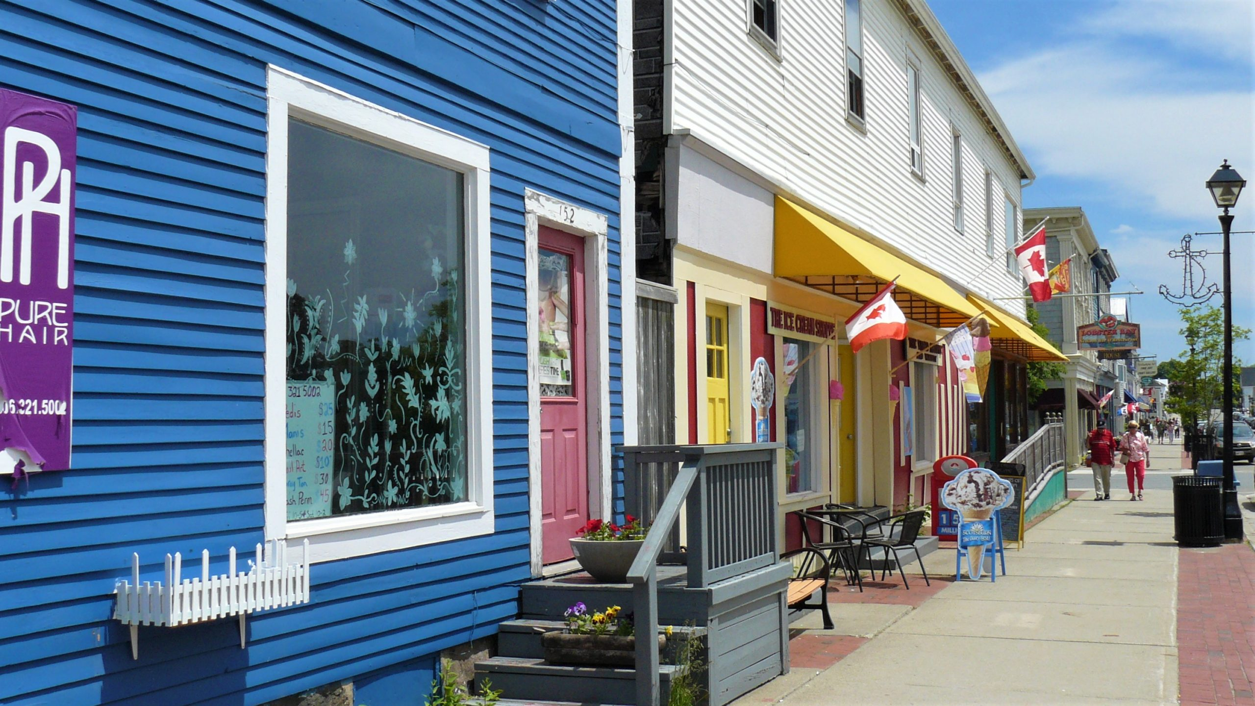 Saint-Andrews Nouveau-Brunswick road-trip canada