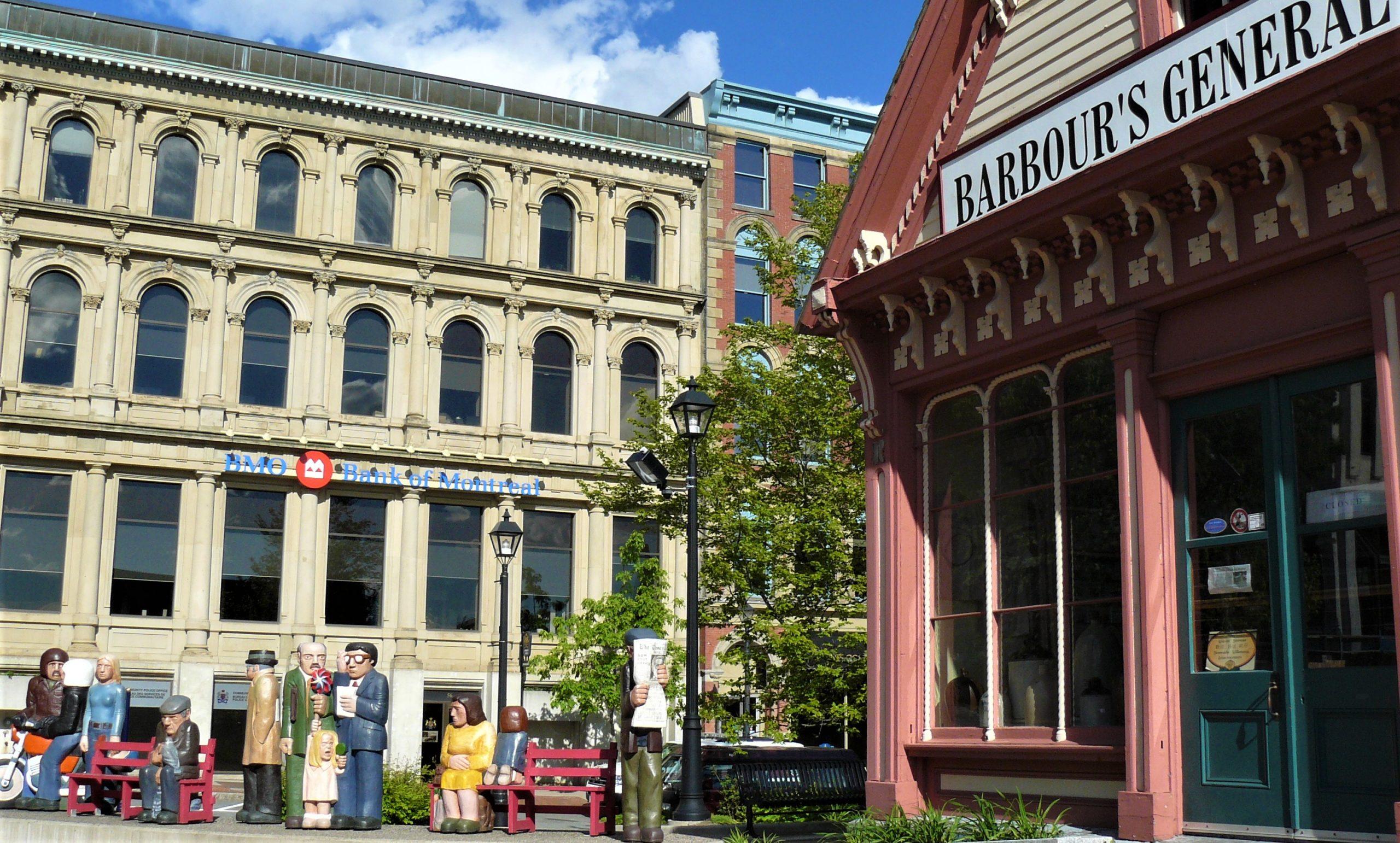 Saint John Nouveau-Brunswick que faire road-trip canada arpenter le chemin