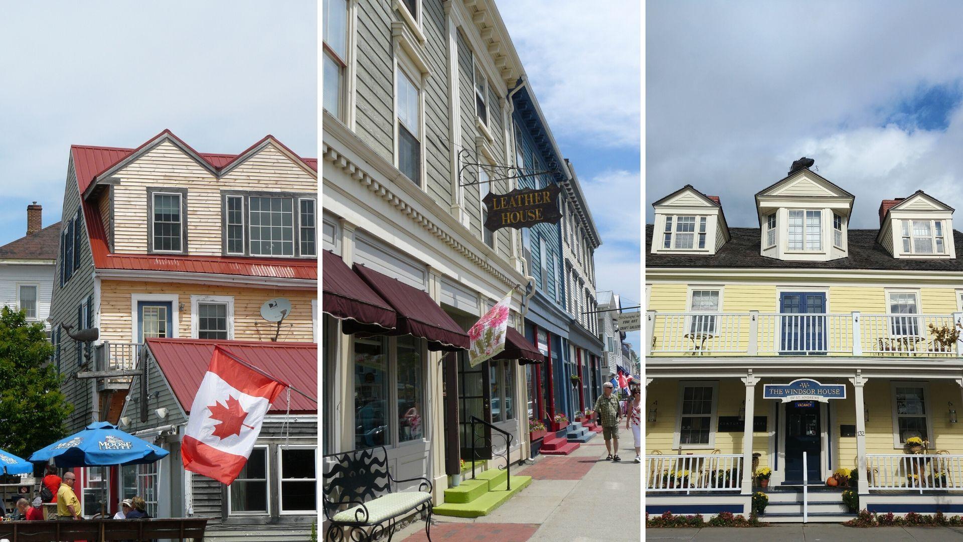 Visiter Saint-Andrews voyage Nouveau-Brunswick