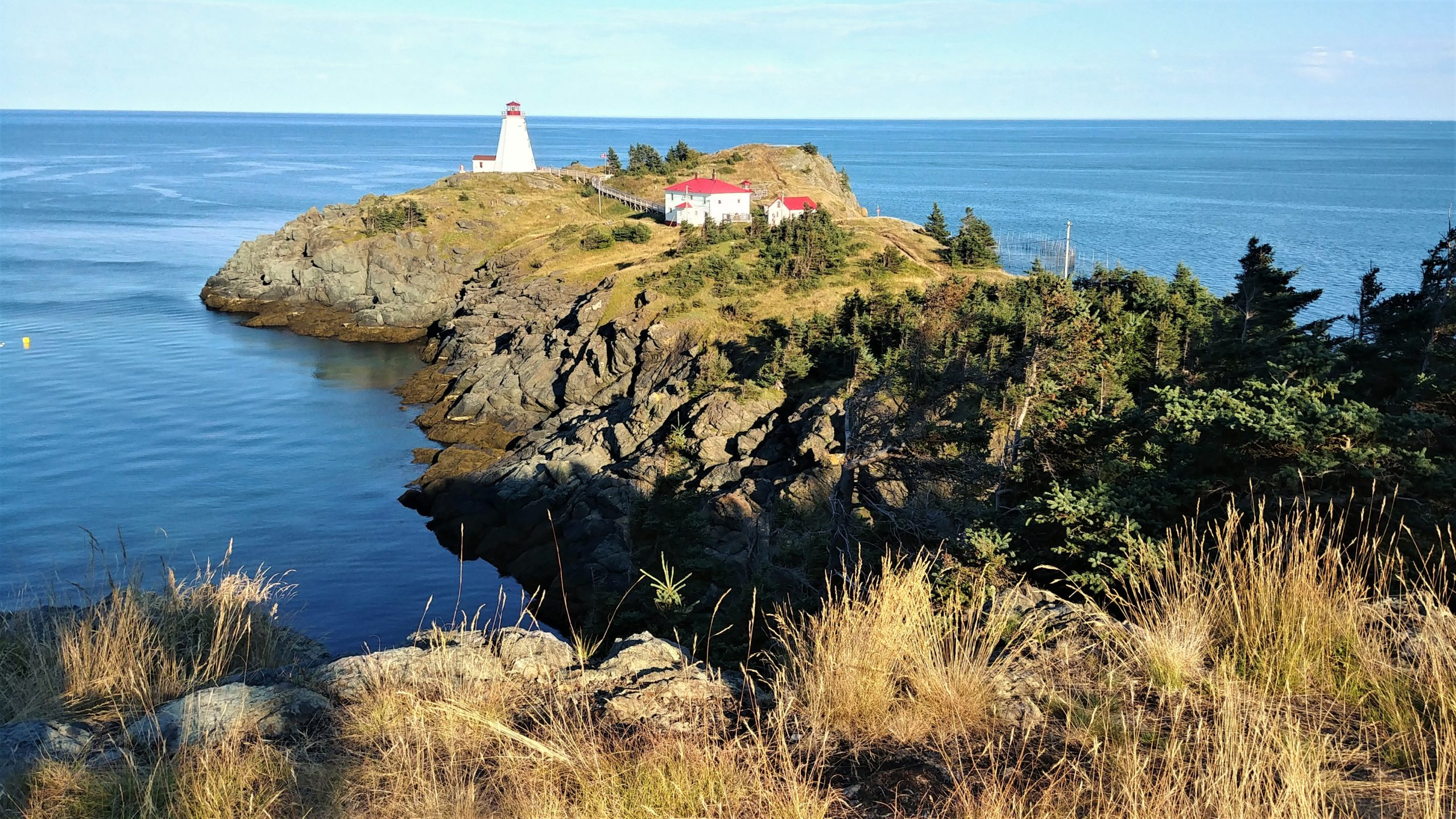 Grand Manan incontournables phare Swallowtail Lighthouse