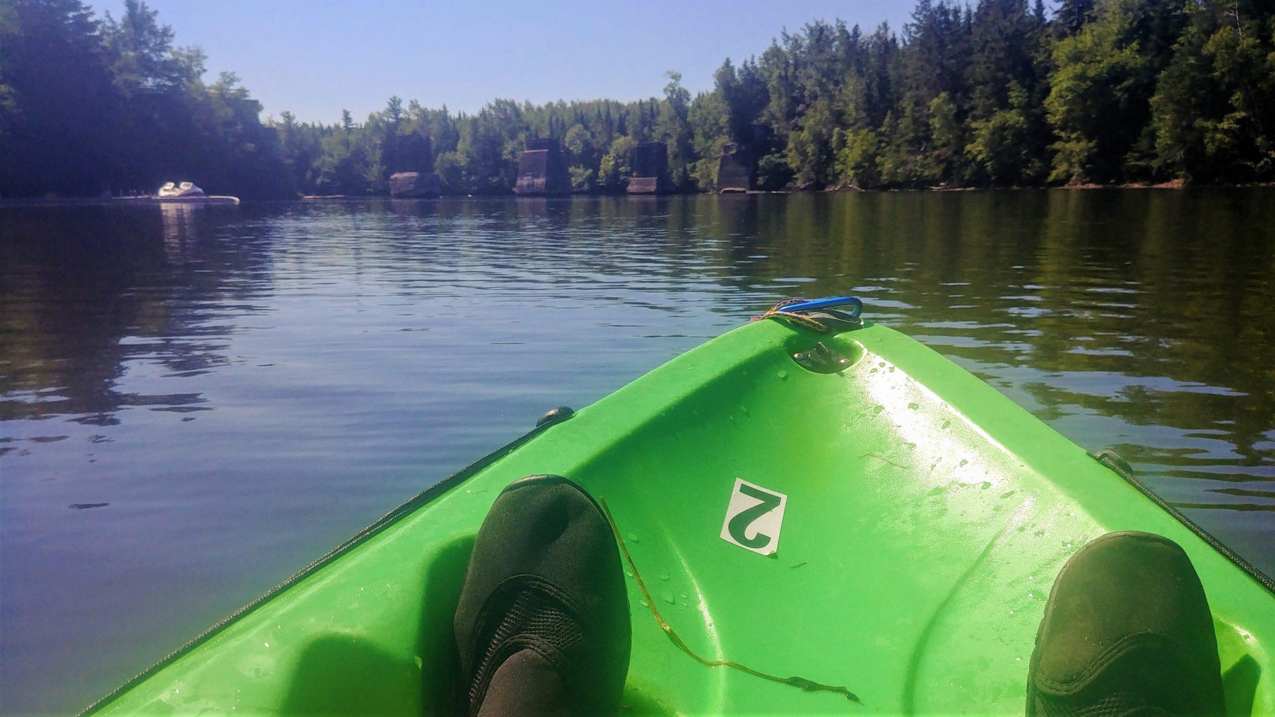 Shediac où louer kayak blog voyage Nouveau-Brunswick Canada arpenter le chemin
