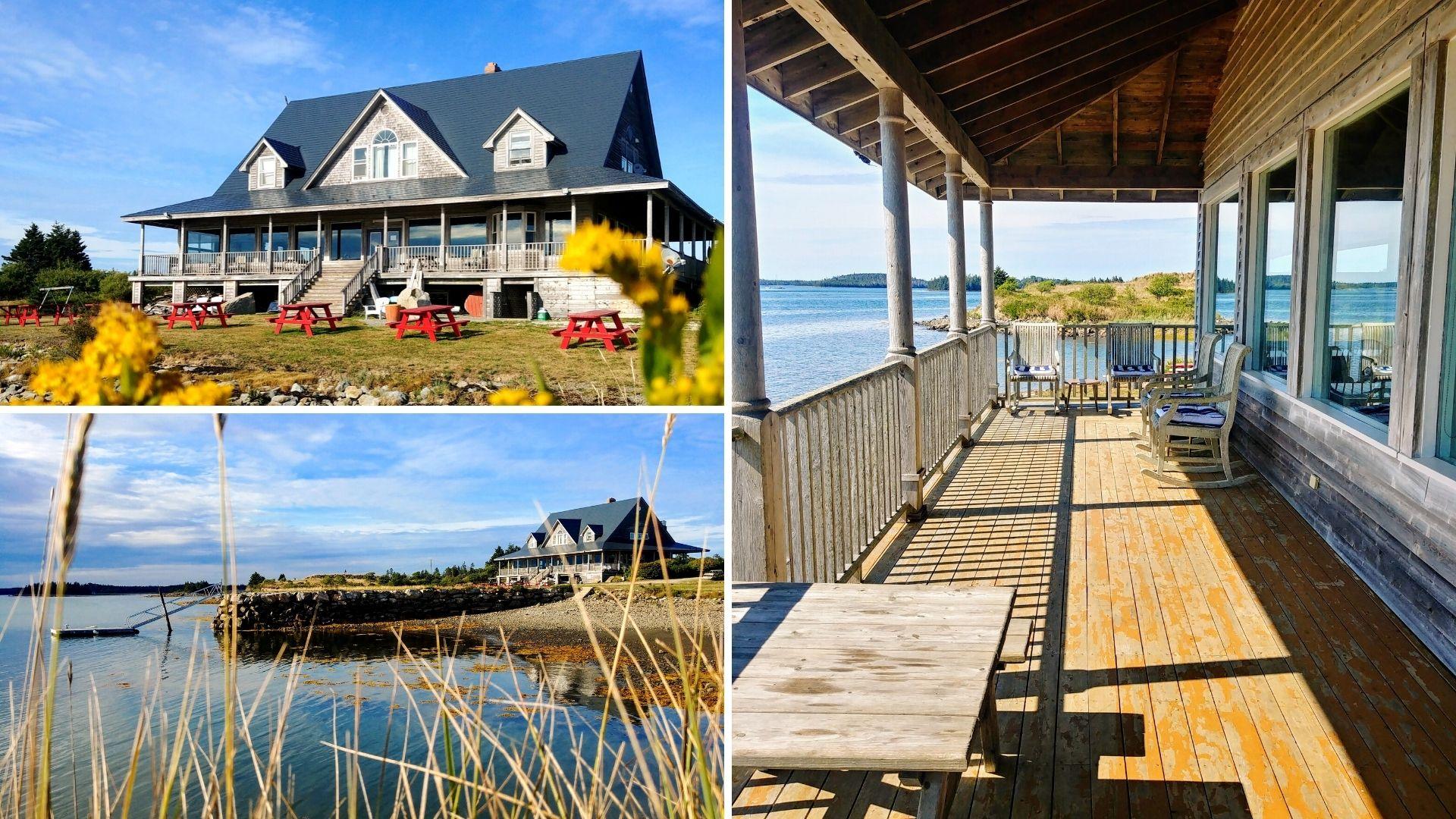 Argyler Lodge hôtel Argyle Nouvelle-Écosse Yarmouth infos pratiques