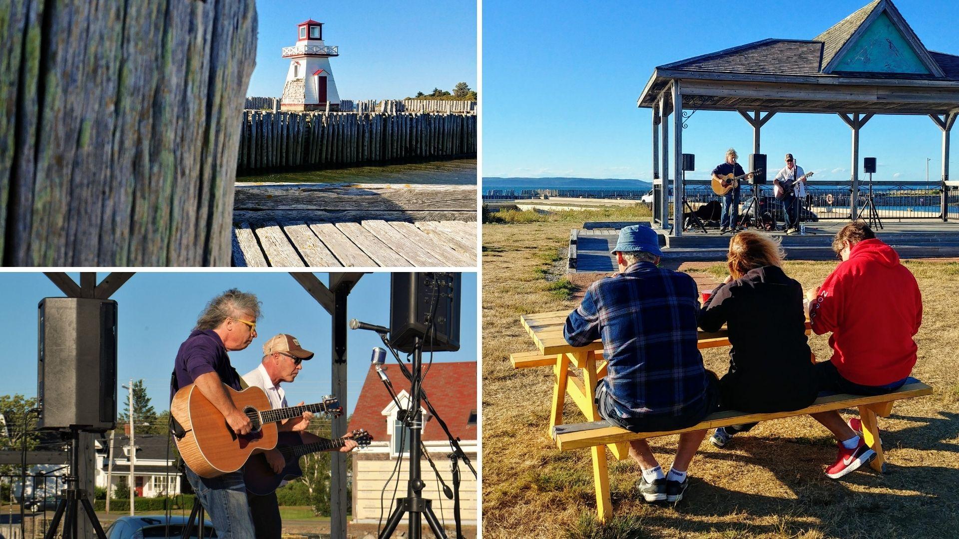 Beaux Vendredis Musique de la Baie Clare Baie-Sainte-Marie Nouvelle-Écosse Yarmouth infos pratiques