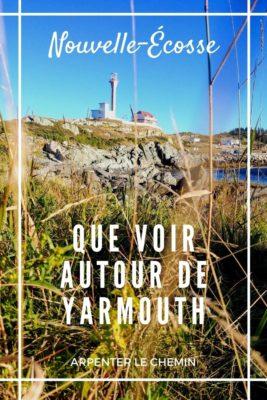 Découvrir Yarmouth, Nouvelle-Écosse, Canada - Arpenter le chemin, blog de voyage