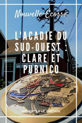 Découvrir l'Acadie de la Nouvelle-Écosse, Canada - Arpenter le chemin, blog de voyage