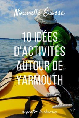 Idées d'activités autour de Yarmouth, Nouvelle-Écosse - Nouveau-Brunswick, Canada