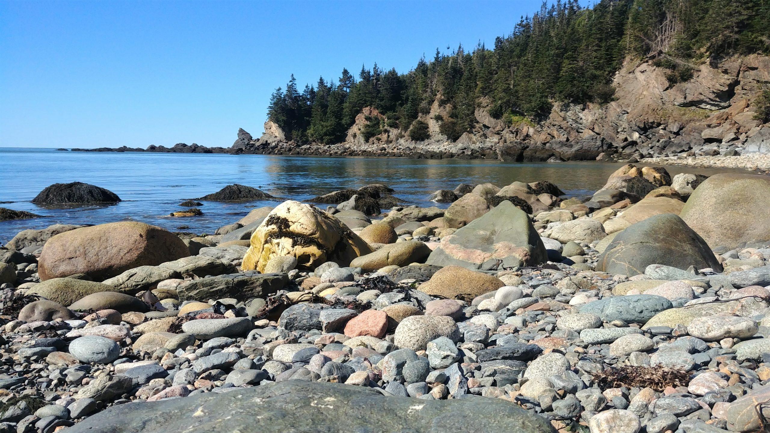 Split Rock Trail rando NB fiche technique sentiers Nouveau-Brunswick canada