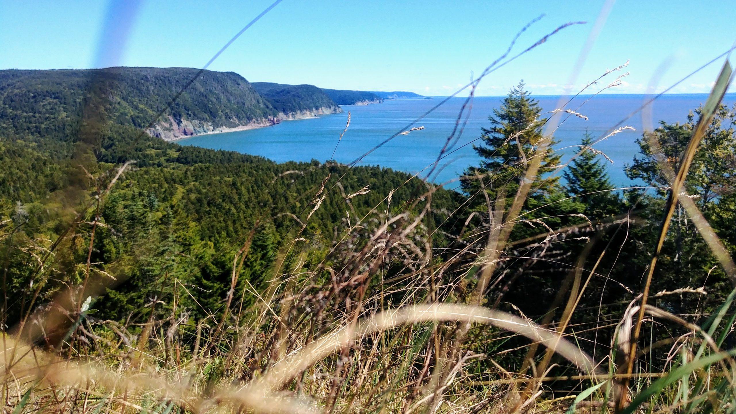 St Martins Fundy Trail Parkway que voir infos pratiques blog voyage Nouveau-Brunswick arpenter le chemin