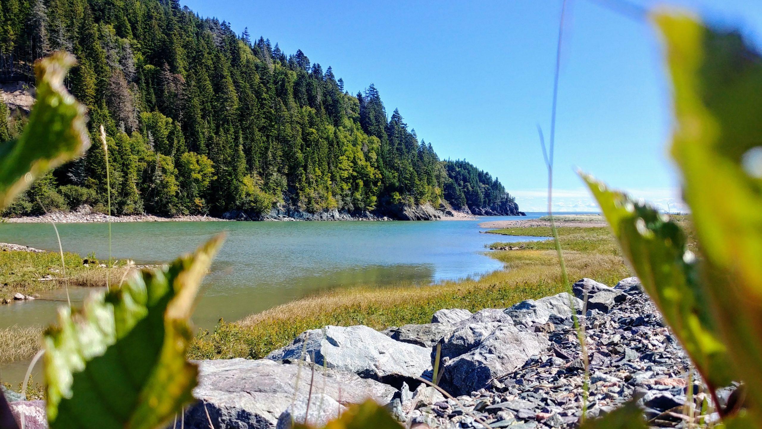 St Martins escapade baie de Fundy que voir que faire