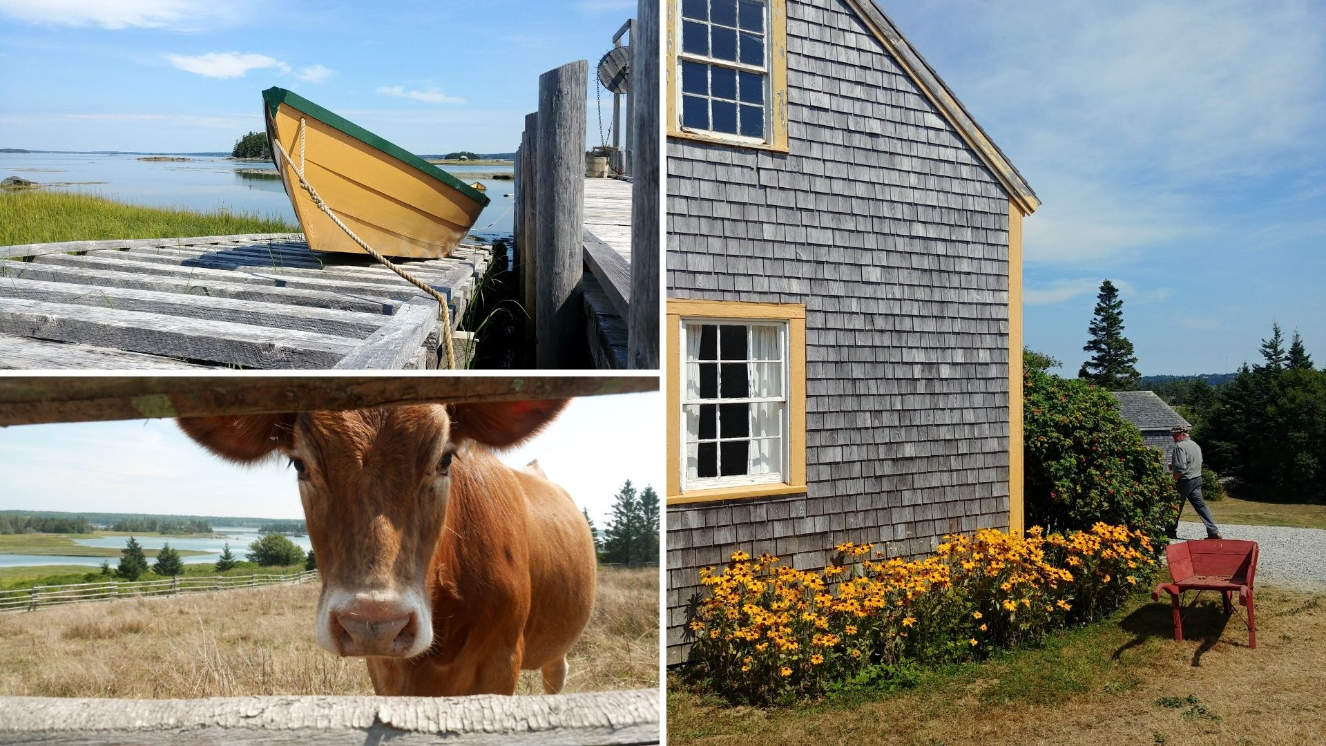 Village historique acadien Nouvelle-Écosse infos pratiques