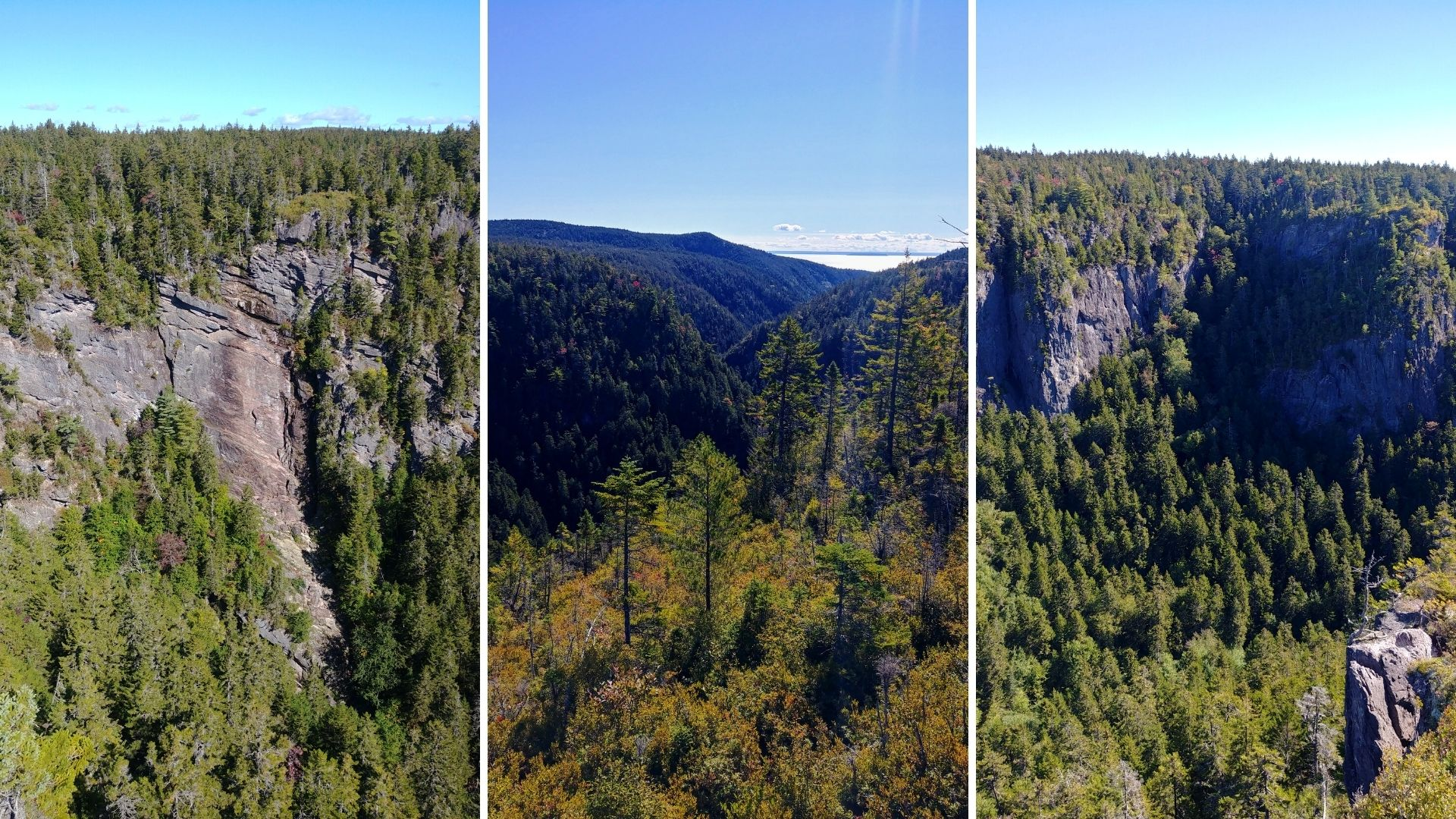 Walton Glen Gorge - Nouveau-Brunswick, Canada