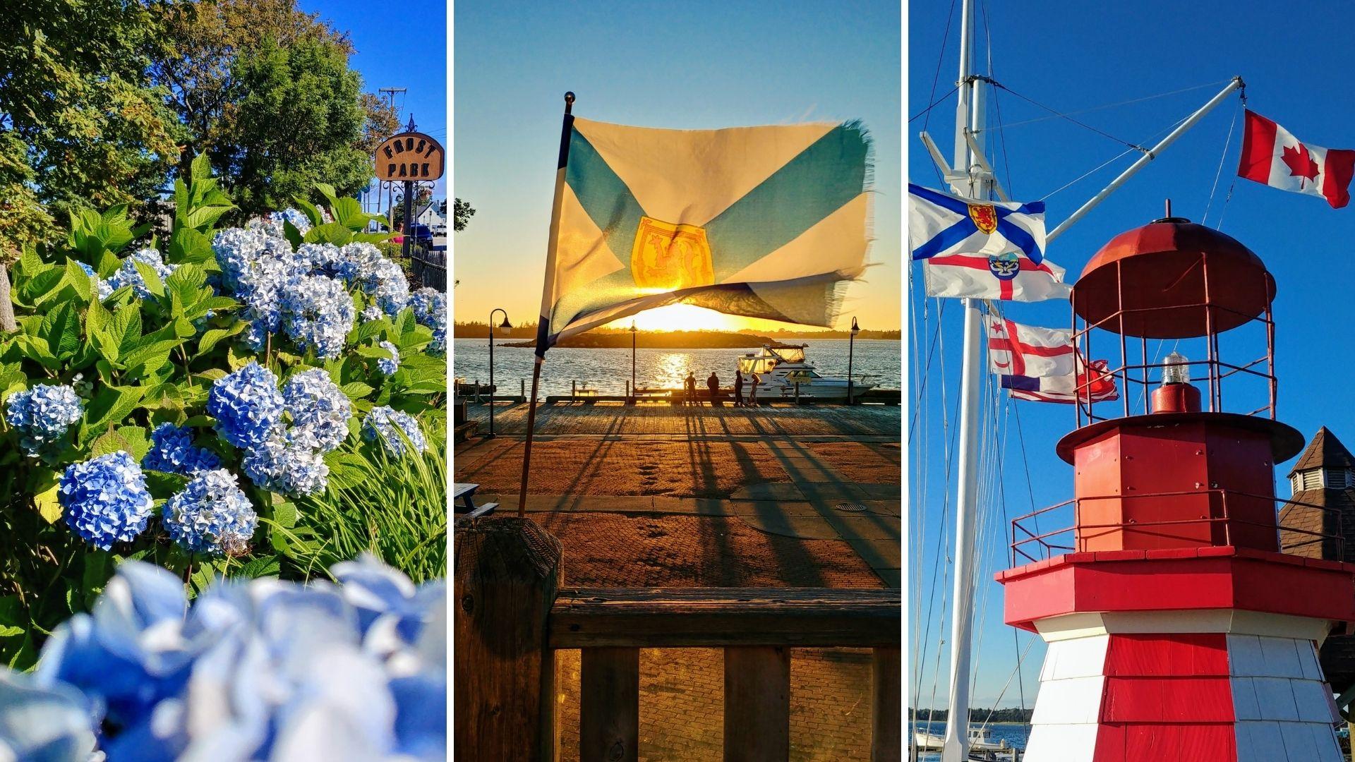 Yarmouth NS visiter centre-ville itinéraire Nouvelle-Écosse blog voyage Arpenter le chemin