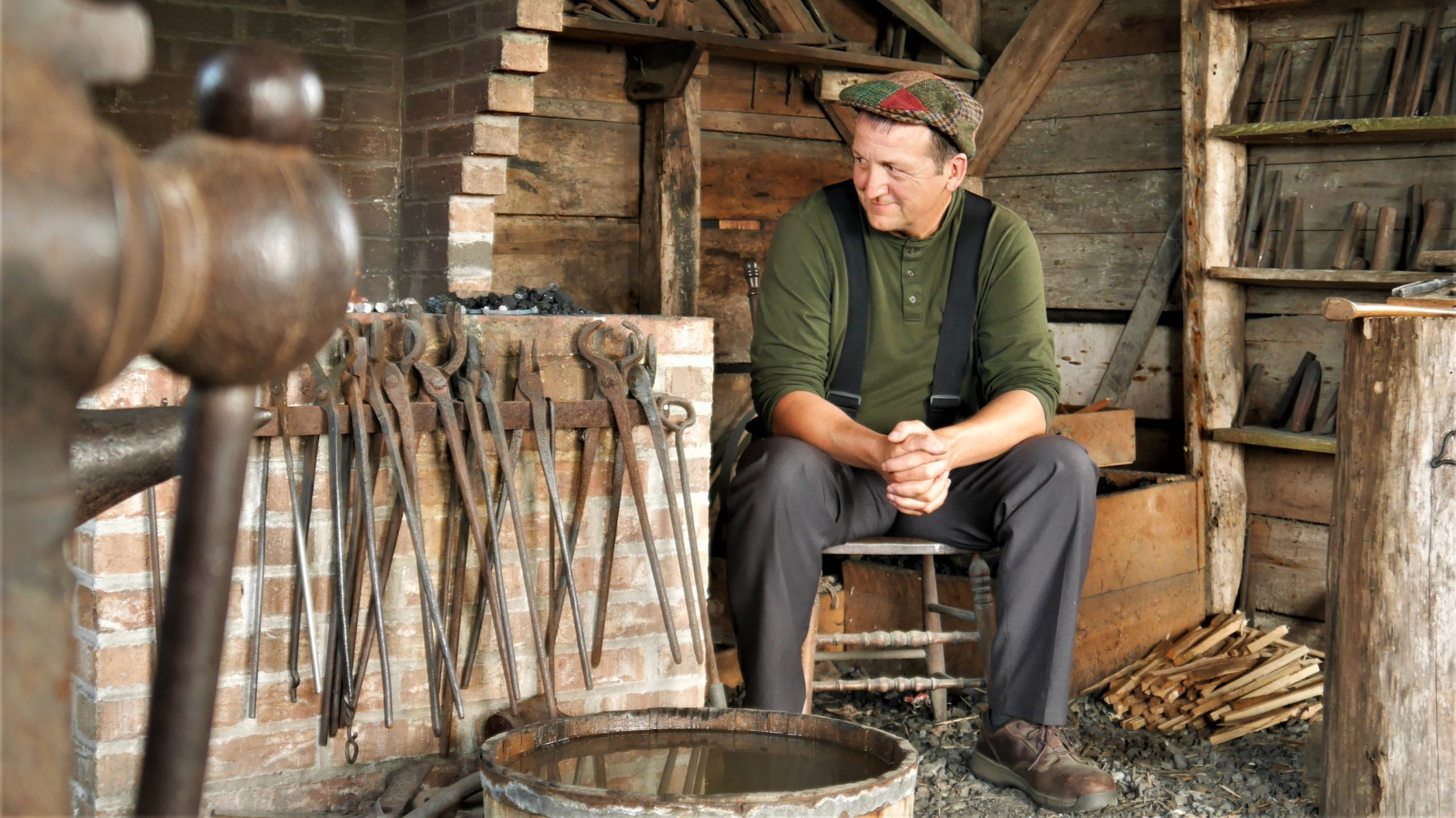 Yarmouth Pubnico village historique acadien que faire blog voyage Canada arpenter le chemin