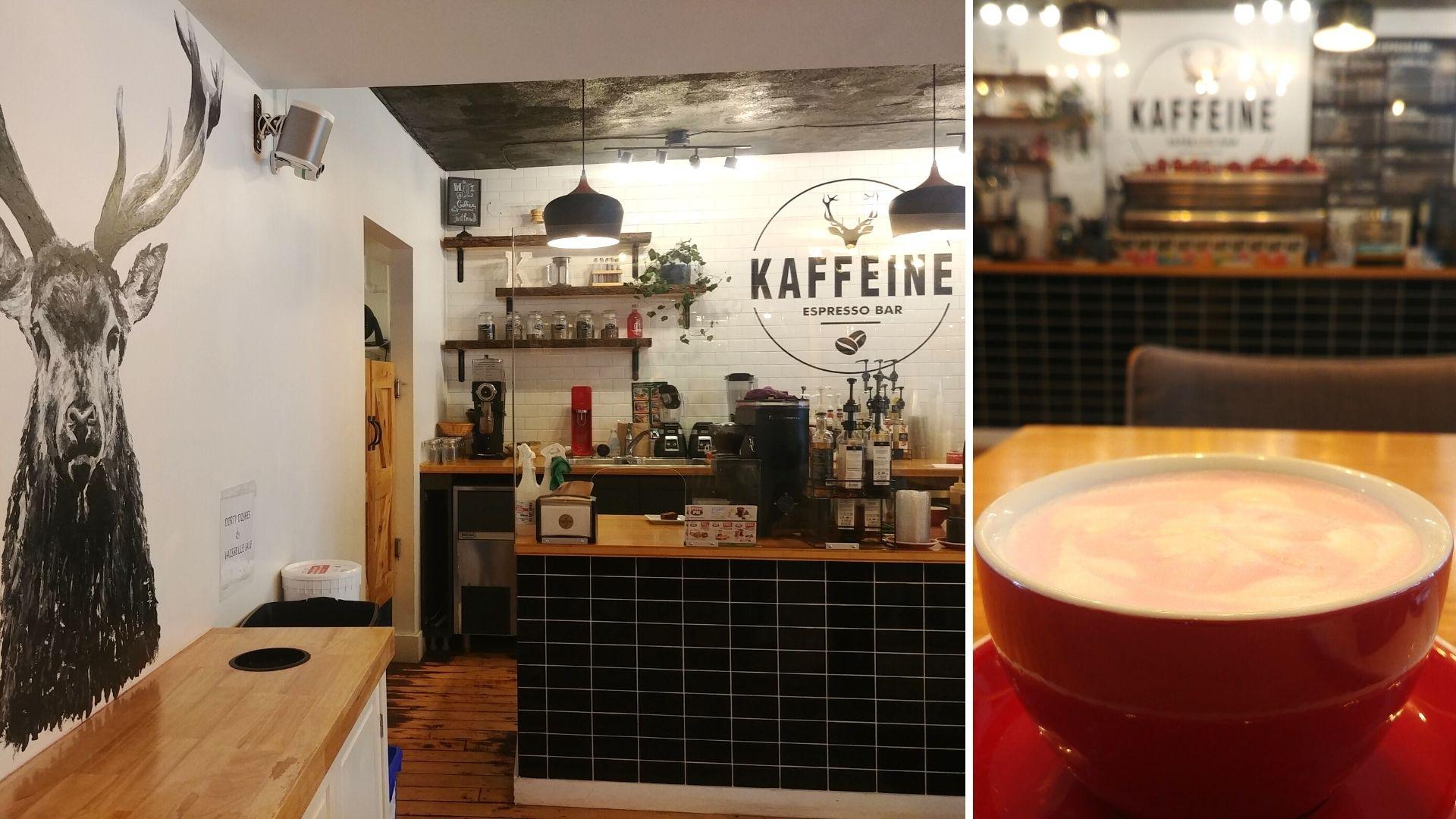Café Bathurst Kaffeine - Nouveau-Brunswick, Canada