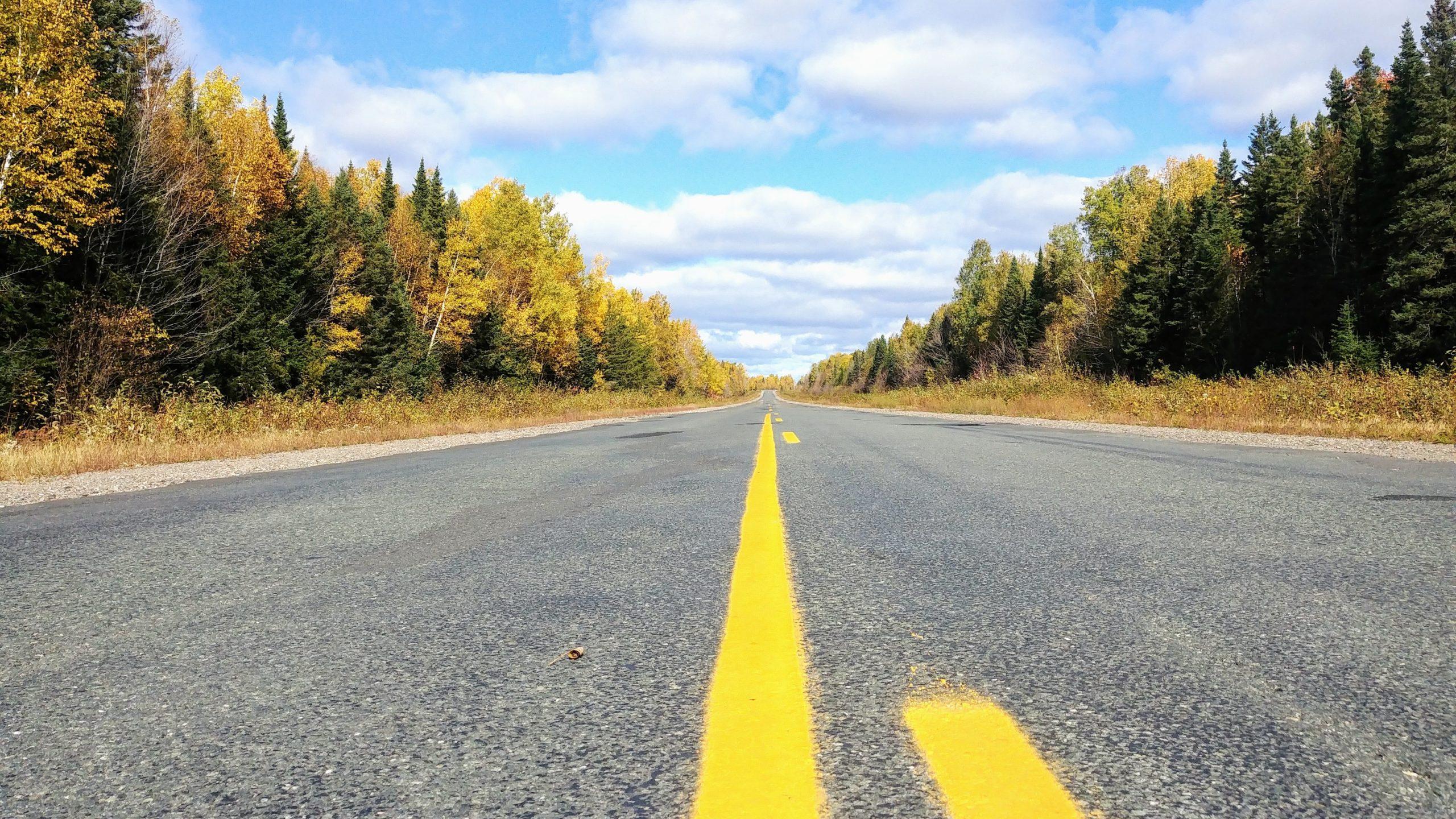 Road-trip escapade automne Nouveau-Brunswick itinéraire blog voyage Arpenter le chemin