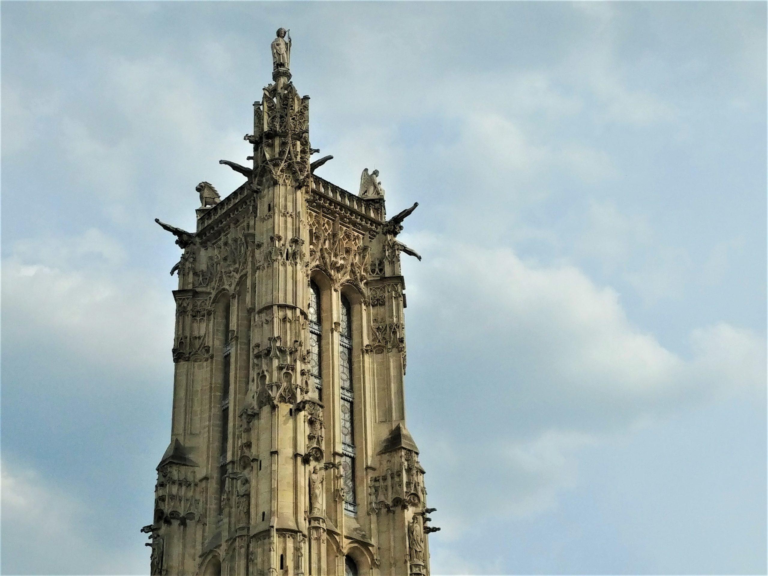 Tour Saint-Jacques infos pratiques visiter paris