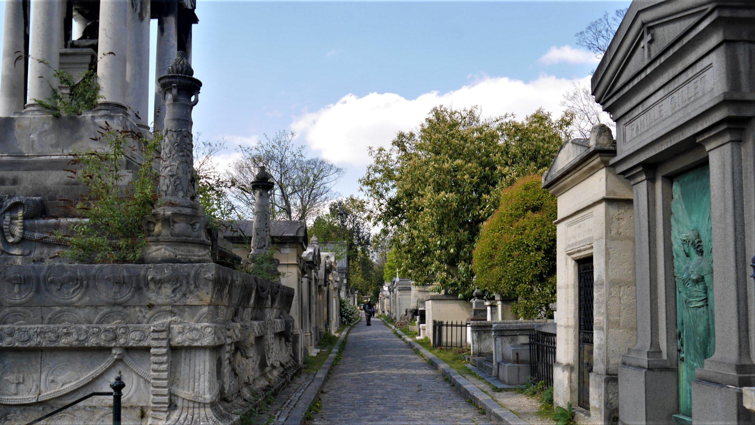 paris gothique visiter cimetiere pere-lachaise blog voyage