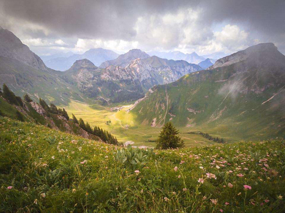 Randonnée Chablais Haute-Savoie